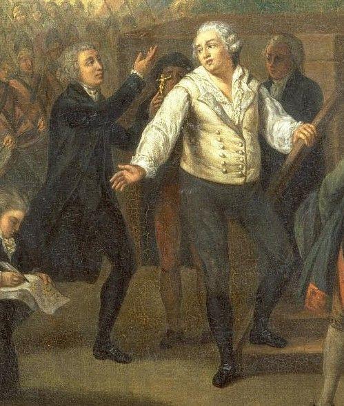 21 Janvier 1793 Execution Of Louis Xvi French History French Revolution Louis Xvi