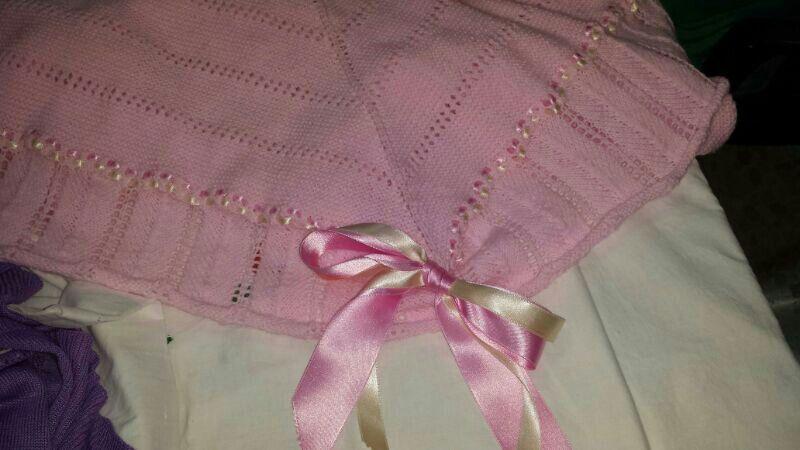 Toca rosa ganchillo mis cositas crochet pinterest - Toca de ganchillo ...