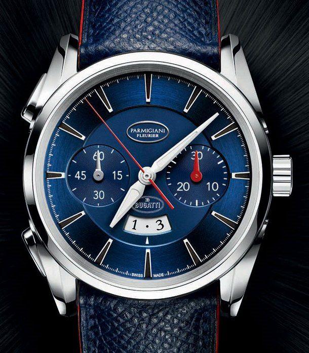 036216bb009 Parmigiani Bugatti Aerolithe Watch