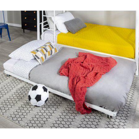 Home Trundle Bed Frame Bed Frame Bed Furniture
