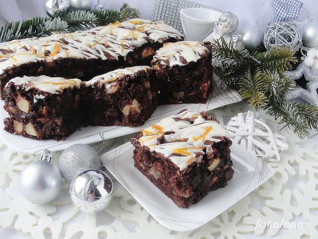 Ala piecze i gotuje: Ciasto salceson