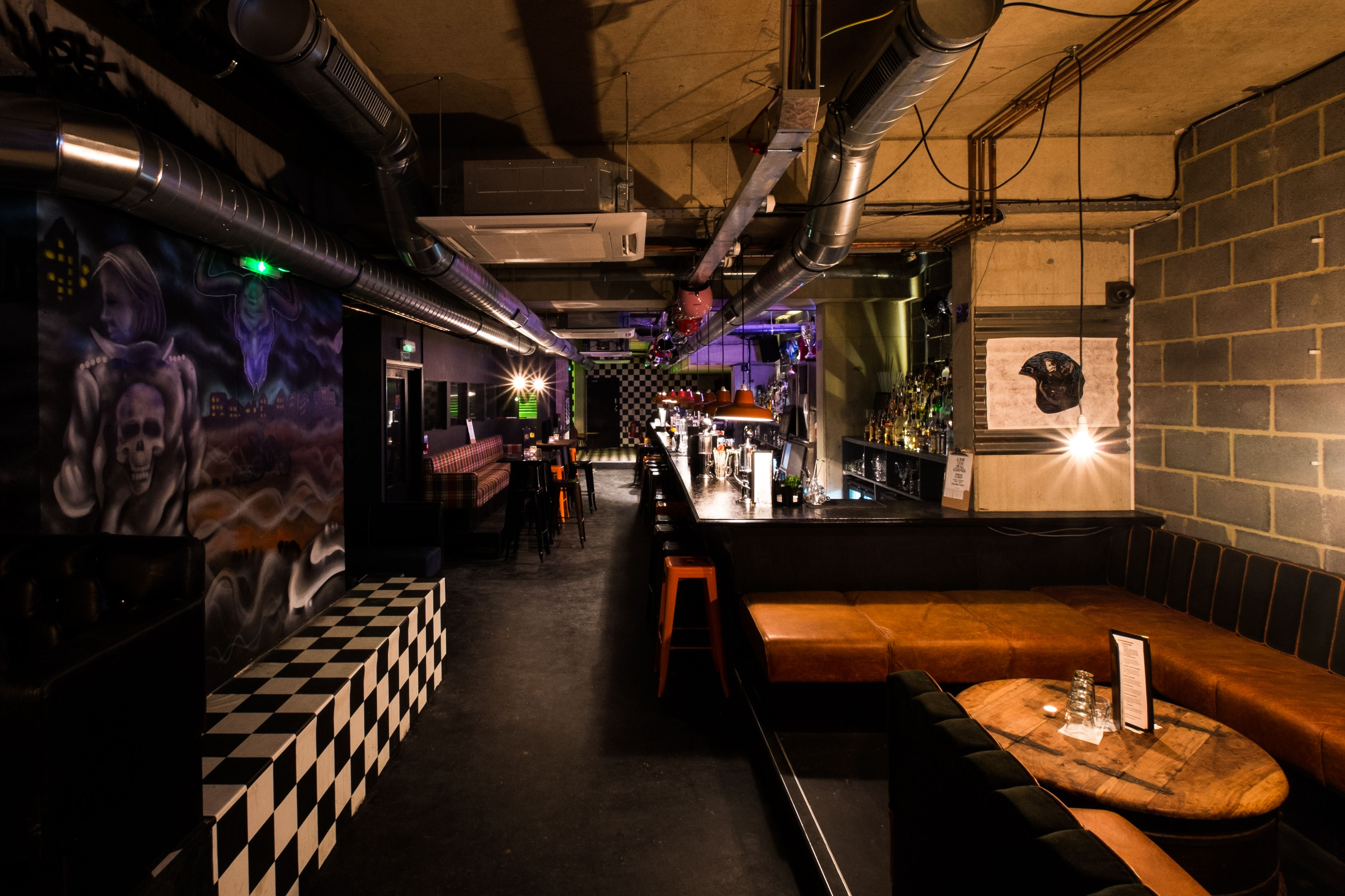 London Cocktail Club has headed due east and opened doors in the bar hopping haven