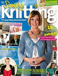 Ravelry: Simply Knitting 11, February 2006