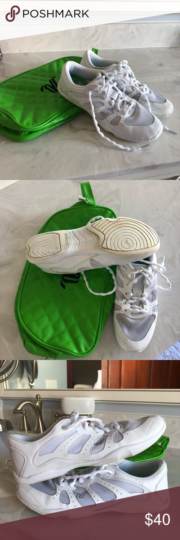 Varsity A41 Cheer Shoes Great condition