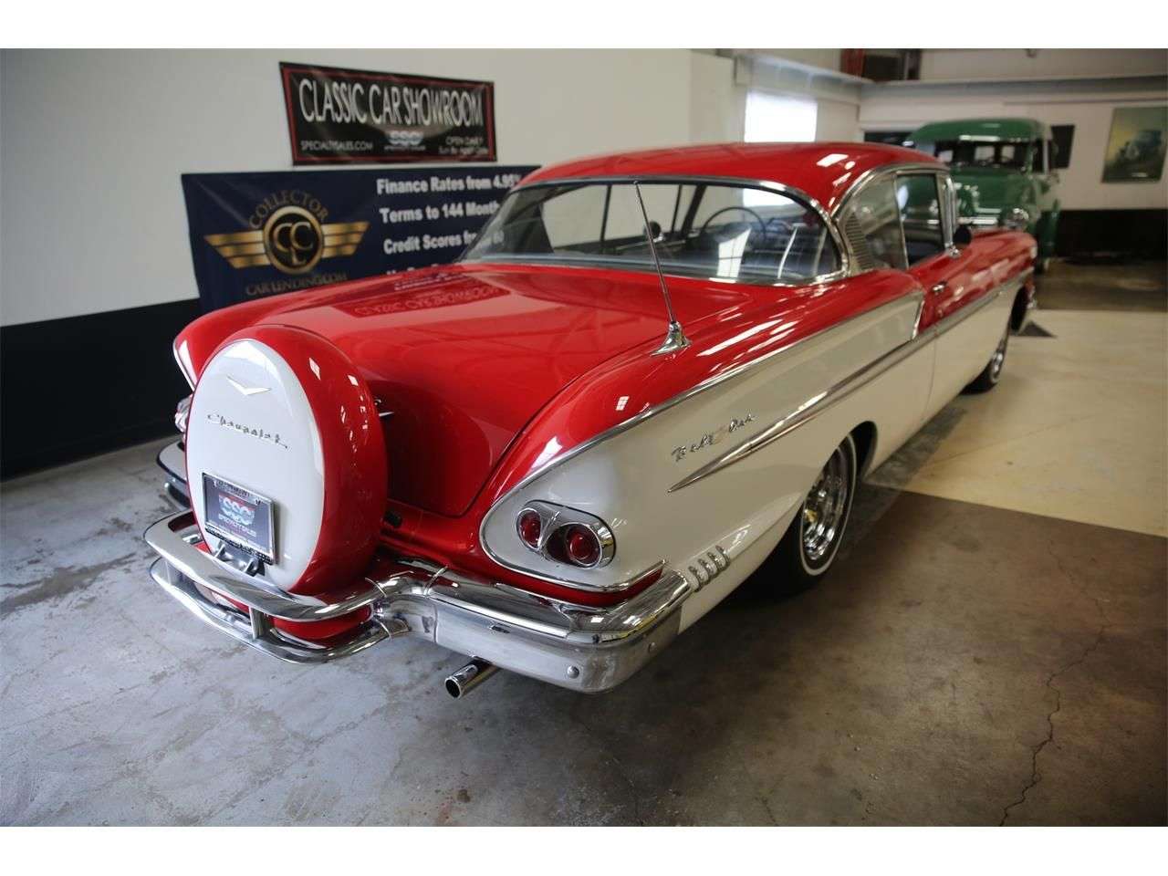 All Chevy 58 chevy bel air : 1958 Chevrolet Bel Air till salu | ClassicCars.com | CC-953.155 ...