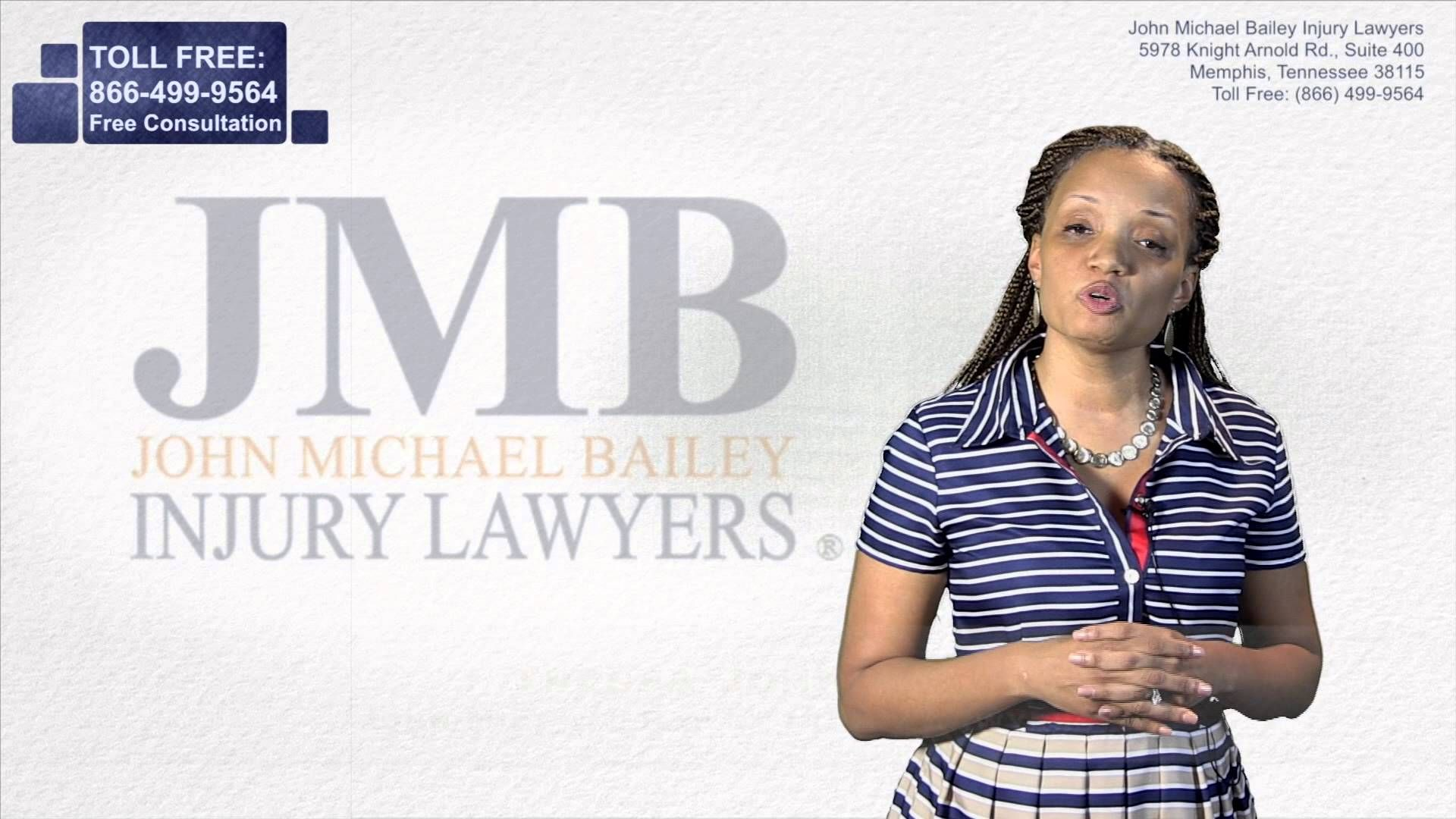 John Michael Bailey Memphis personal injury attorney Tressa Johnson tells you how a lawyer can help you after your Tennessee or Mississippi car accident http://accidentlawyertennessee.net/