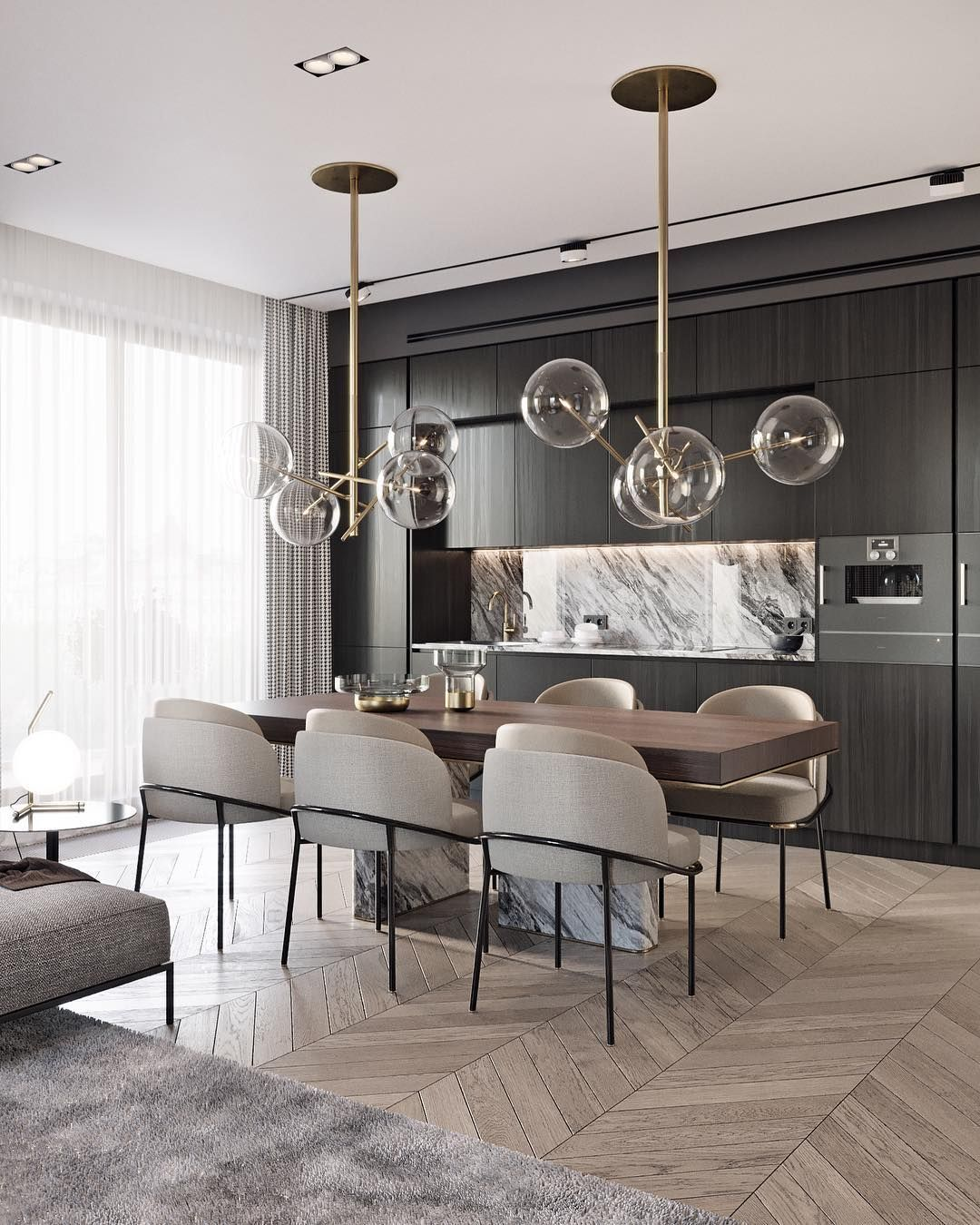 interior design inspirations for your luxury dining room check more at luxxu net
