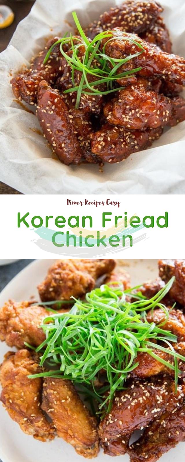 Dinner Recipes Easy   Korean Friead Chicken #chickenbreastrecipeseasy