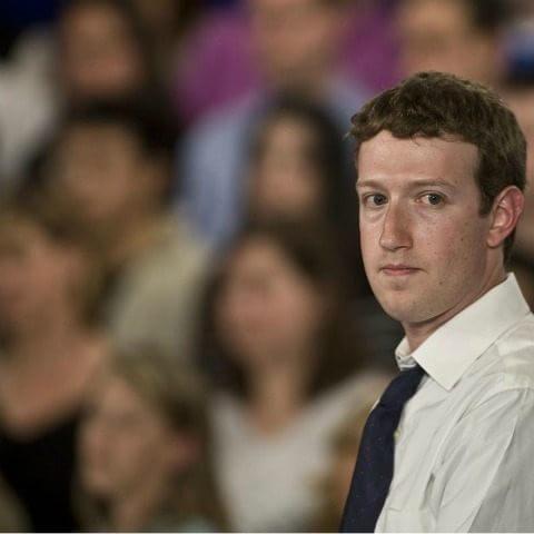 Mark Zuckerberg Blasts Facebook Staff for Replacing 'Black