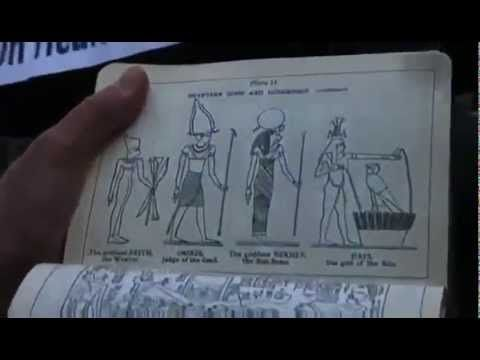 What is inside a freemason KJV Bible? You guessed it baal worship for fools! - YouTube