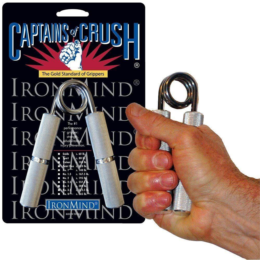 IronMind Captains of Crush Hand Gripper