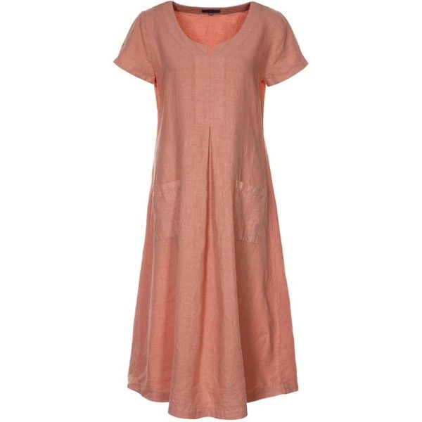 Sahara Maxi dress (7.055 RUB) found on Polyvore