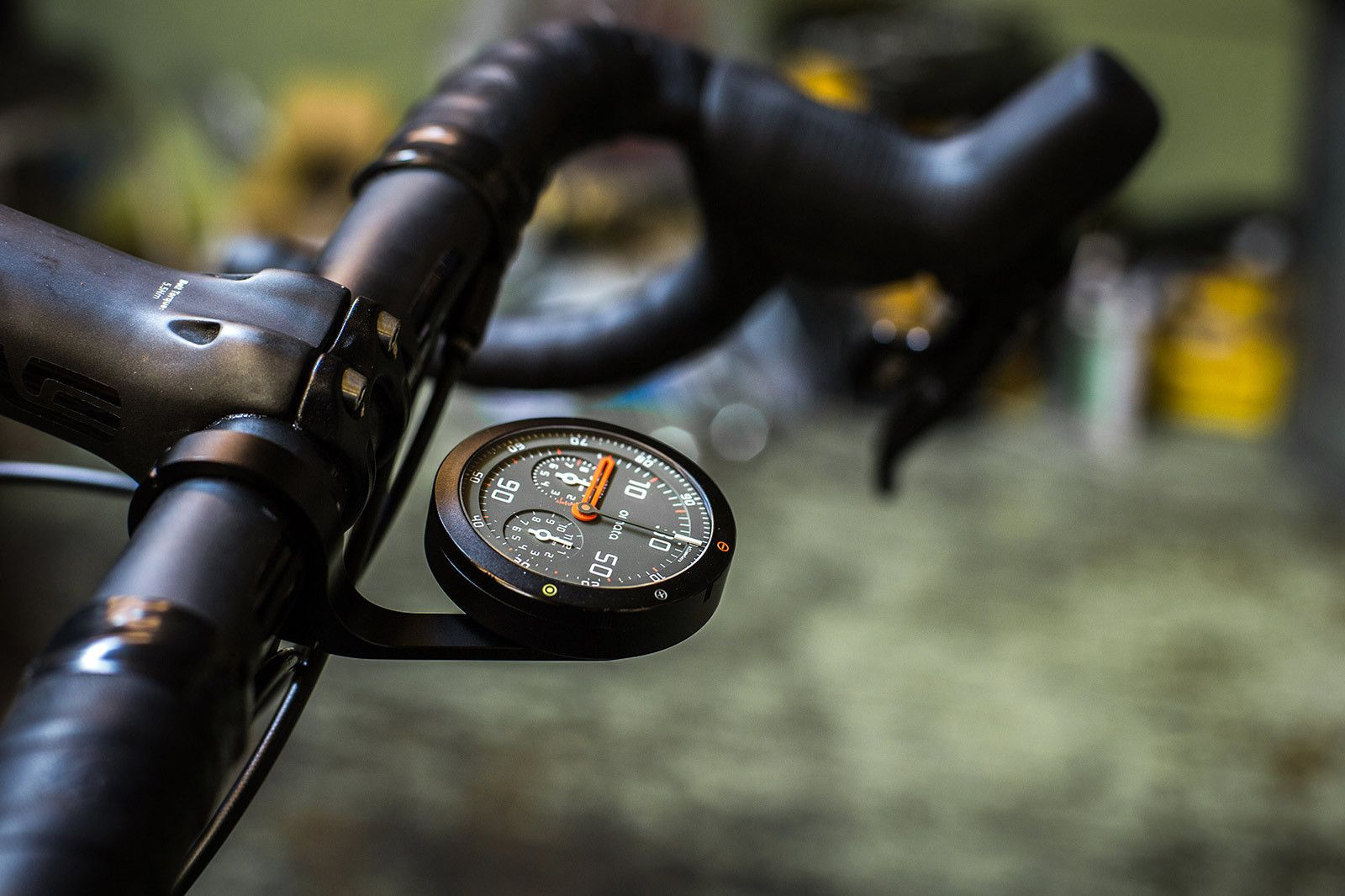 A Beautiful Speedometer For Bikes Bicycle Speedometer Bike