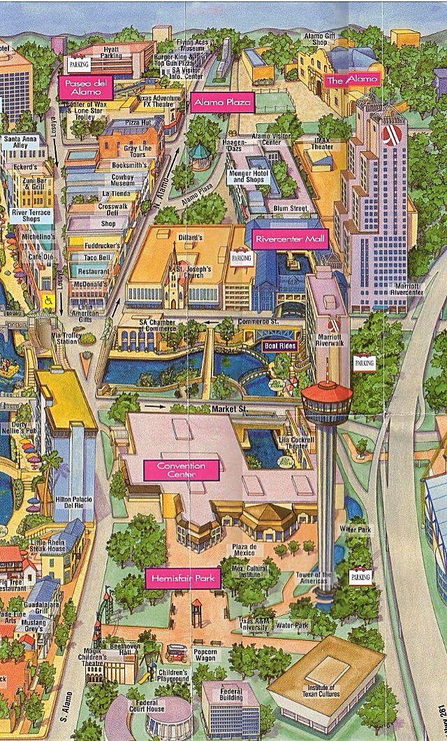 Close-up of River Center Mall | Map of Alamo Plaza & River ... on corpus christi hotels map, houston hotels map, san antonio tx at night, city of san antonio map, san antonio bay aerial map, san antonio downtown hotels map, san antonio airport map, alamodome san antonio map, phoenix convention center hotels map, san antonio visitors map, san antonio restaurant map, colorado hotels map, san antonio river map, san antonio medical center map, san antonio drury plaza hotel, port aransas hotels map, alamo san antonio map, grand hyatt san antonio map, san antonio riverwalk extension map, san antonio parking map,