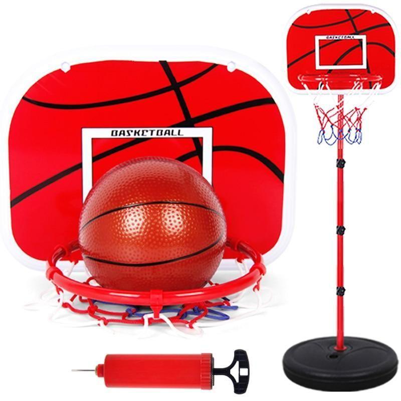 Basketball Portable Hoop Goal In 2020 Basketball Games For Kids Basketball Goals Basketball Hoop