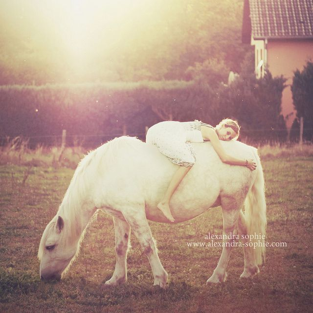 horse hug - This reminds me of myself on my horse Sugar whom I still miss! <3