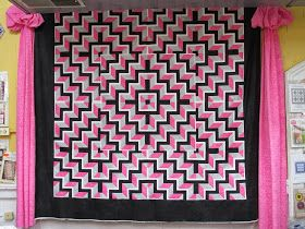 Stair Bender by the Guilty Quilter Pattern FREE US SHIP