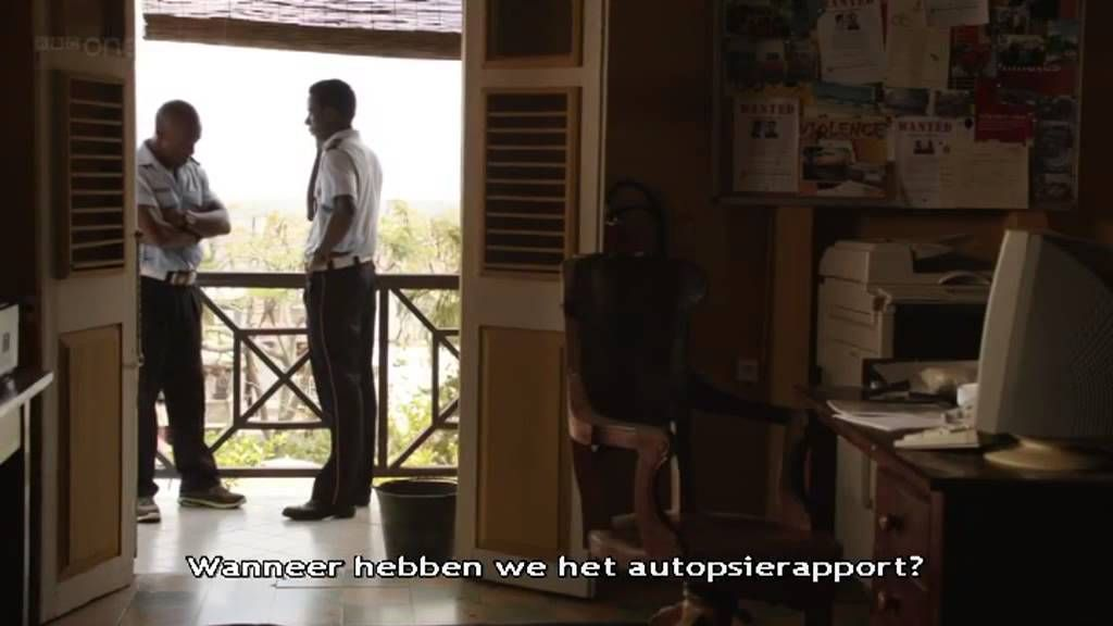Death in Paradise. I LOVE this show!