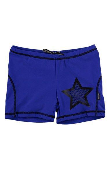molo 'Norton' Swim Shorts (Baby Boys)