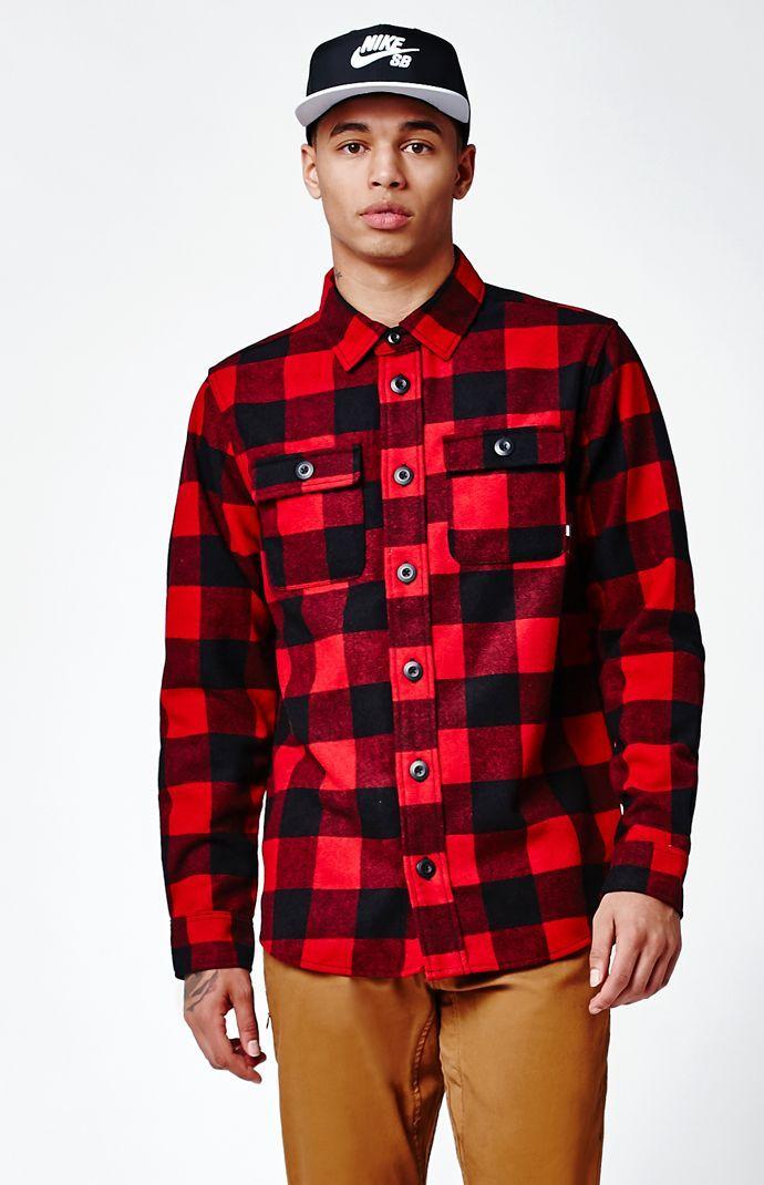 Holgate Wool Shirt Jacket