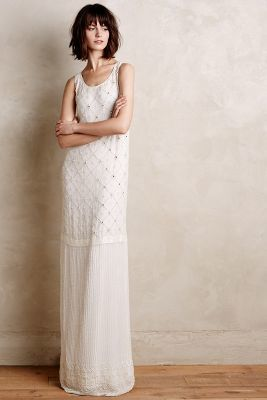 Anthropologie Astralis Gown #anthrofave