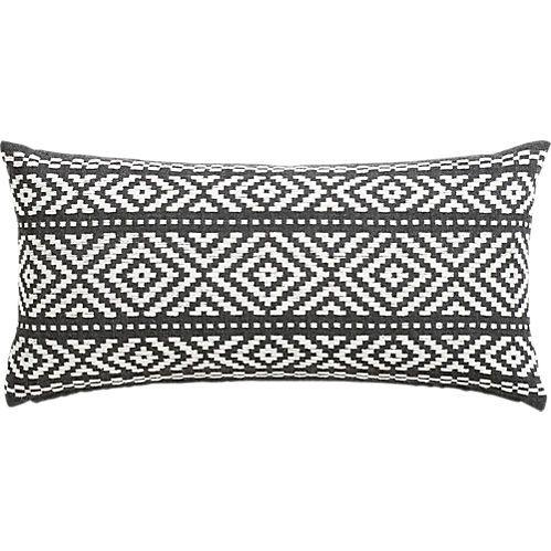 Woven Isle 40x40 Pillow CB40 Ski Condo Pinterest Pillows Adorable Cb2 Decorative Pillows