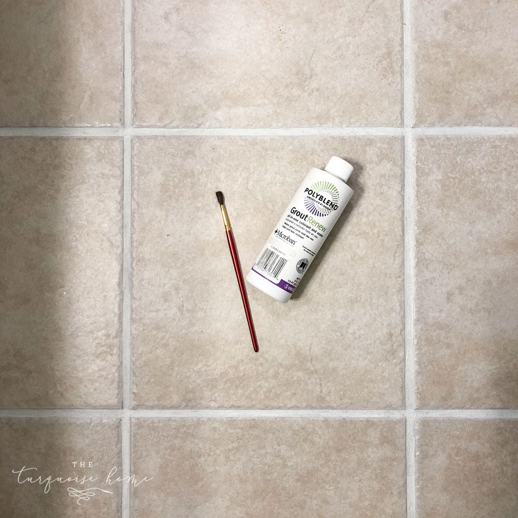 How To Make Grout White Again Polyblend Grout Renew Grout Renew Grout Stain
