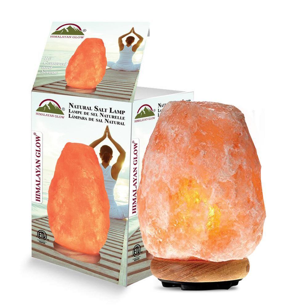 WBM Himalayan 7.25 In. Ionic Crystal Natural Salt 5-7 Lbs