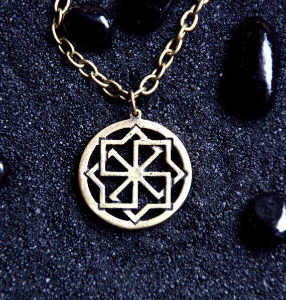Molvinets Slavic Amulet Protection from Evil Silence Slavic Charm