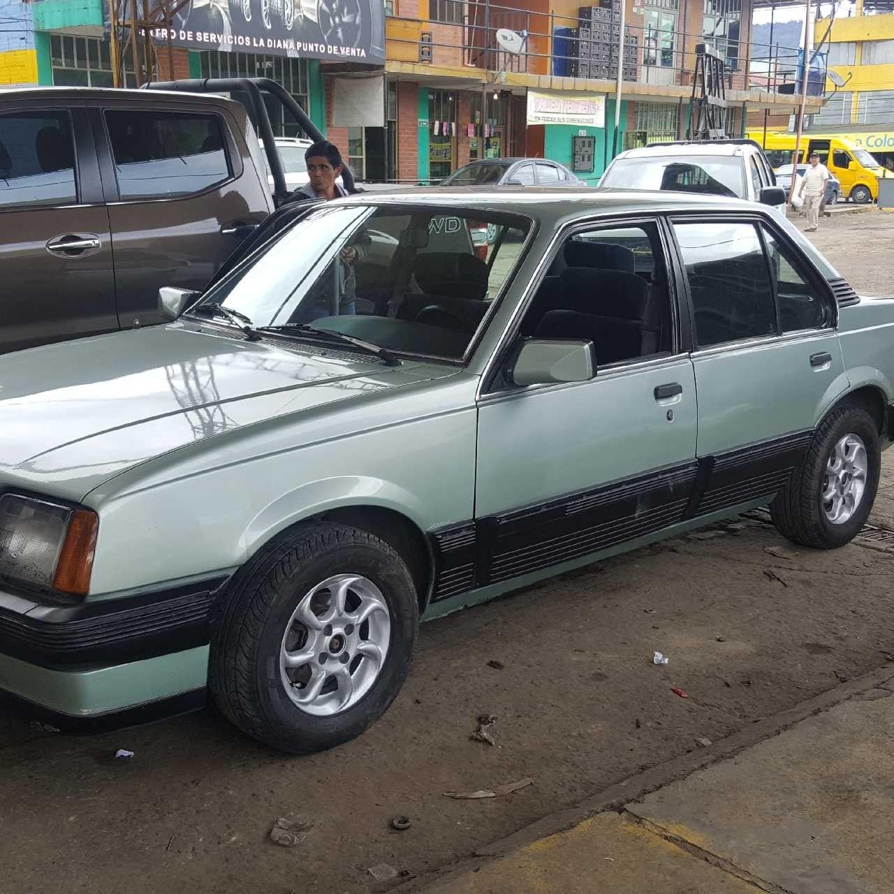 Chevrolet Monza Proyectos