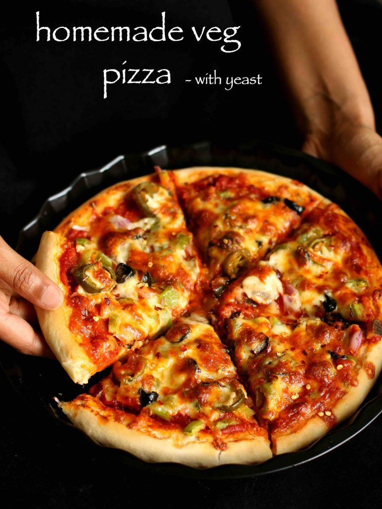 Veg pizza recipe veggie pizza recipe vegetable pizza recipe with veg pizza recipe veggie pizza recipe vegetable pizza recipe with step by step photo forumfinder Image collections