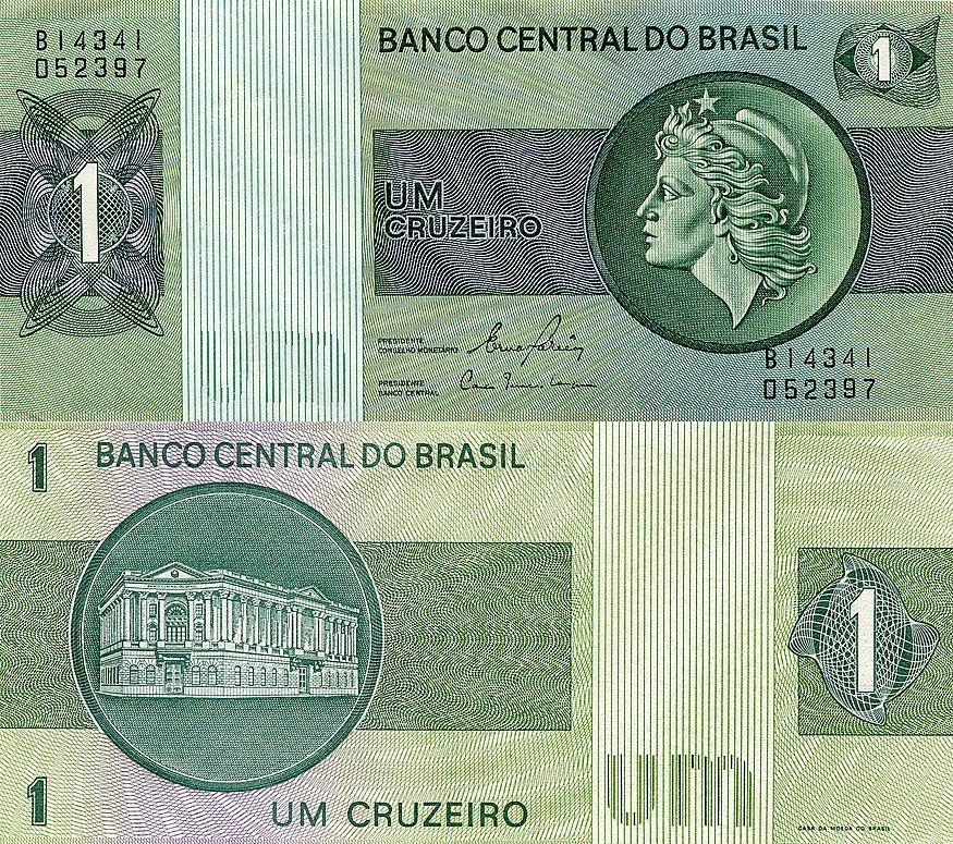 Pin Em Dinheiro Brasil