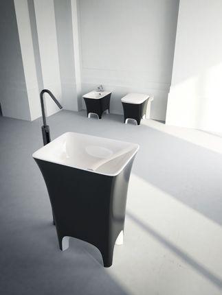 la collection de sanitaires de salle de bain cow by artceram nous offre le zeste de folie l. Black Bedroom Furniture Sets. Home Design Ideas