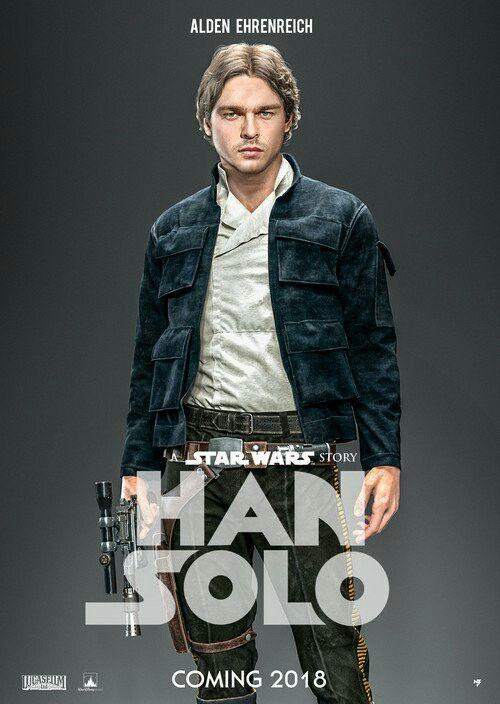 Han Solo A Star Wars Story movie poster | Fandom - Star Wars