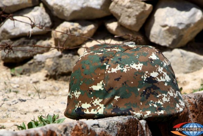 Soldier dies in Nagorno Karabakh