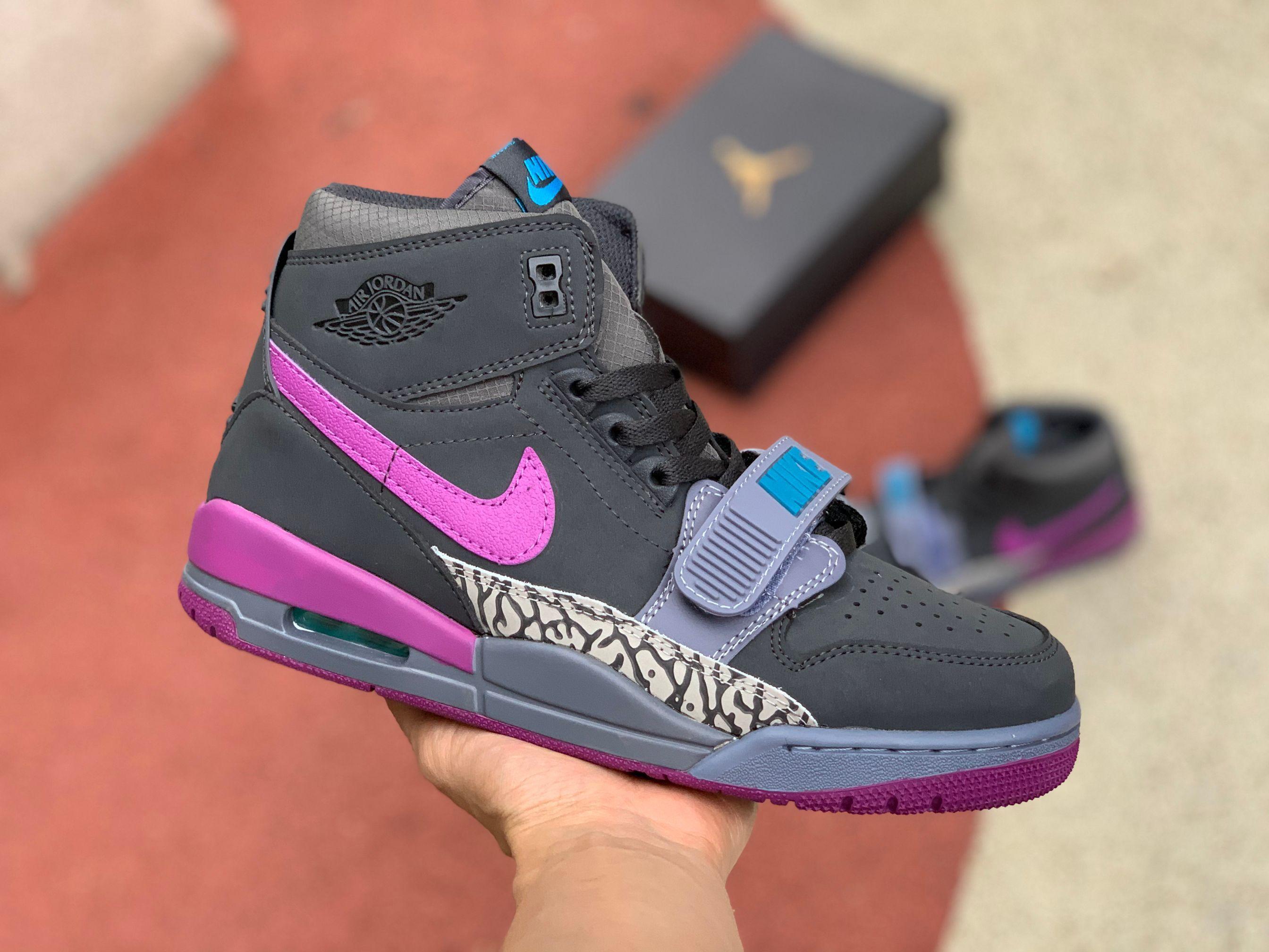 "Discount Price Jordan Legacy 312 ""Dark Grey"" Basketball"
