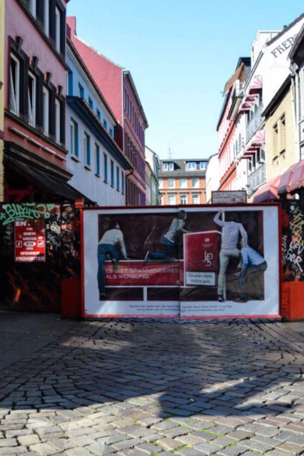 Herbertstrasse Hamburg