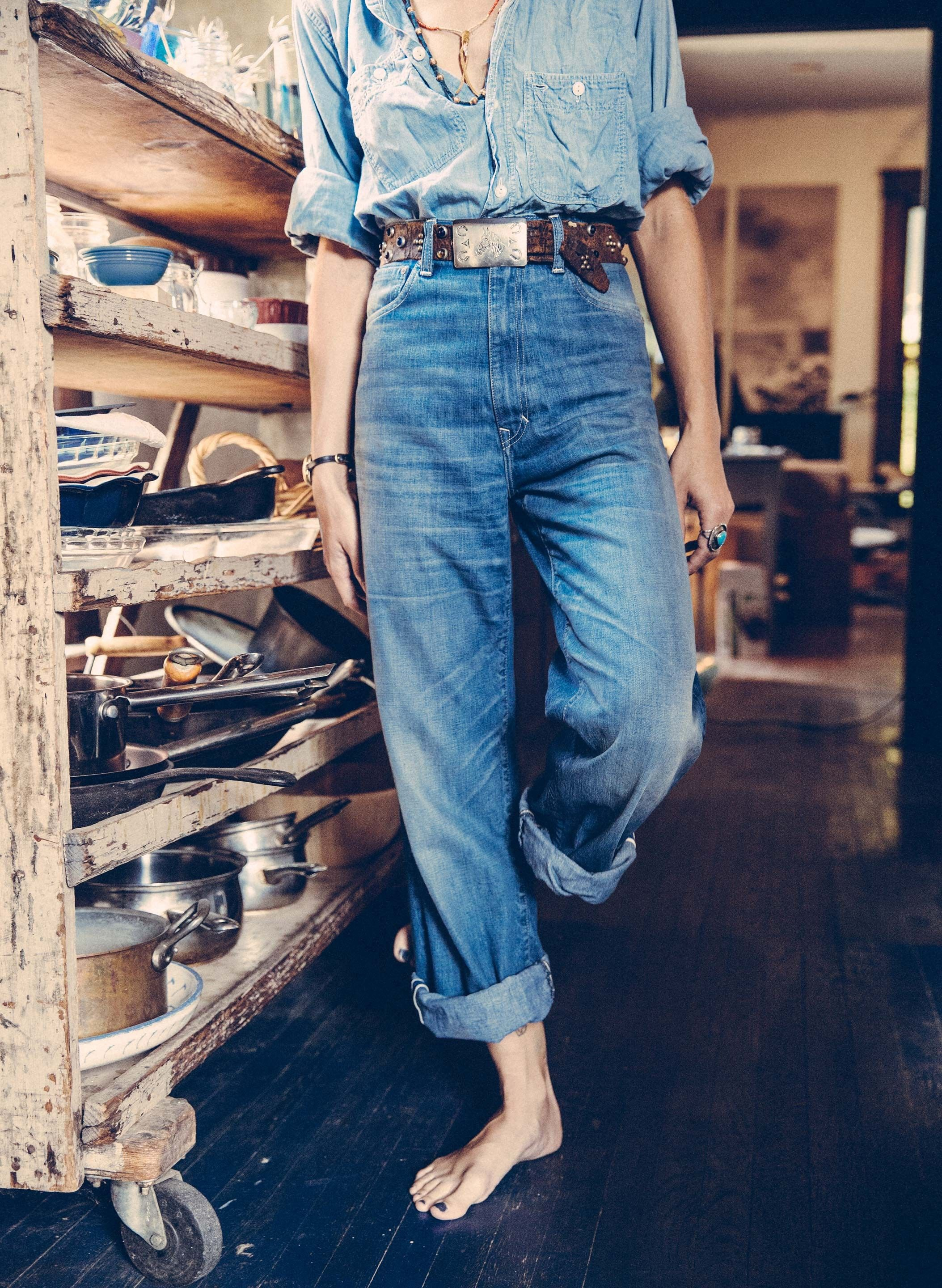 01a8b554 Catherine abilene in 2019 | fashion | Vintage denim, Jeans, Jeans fit