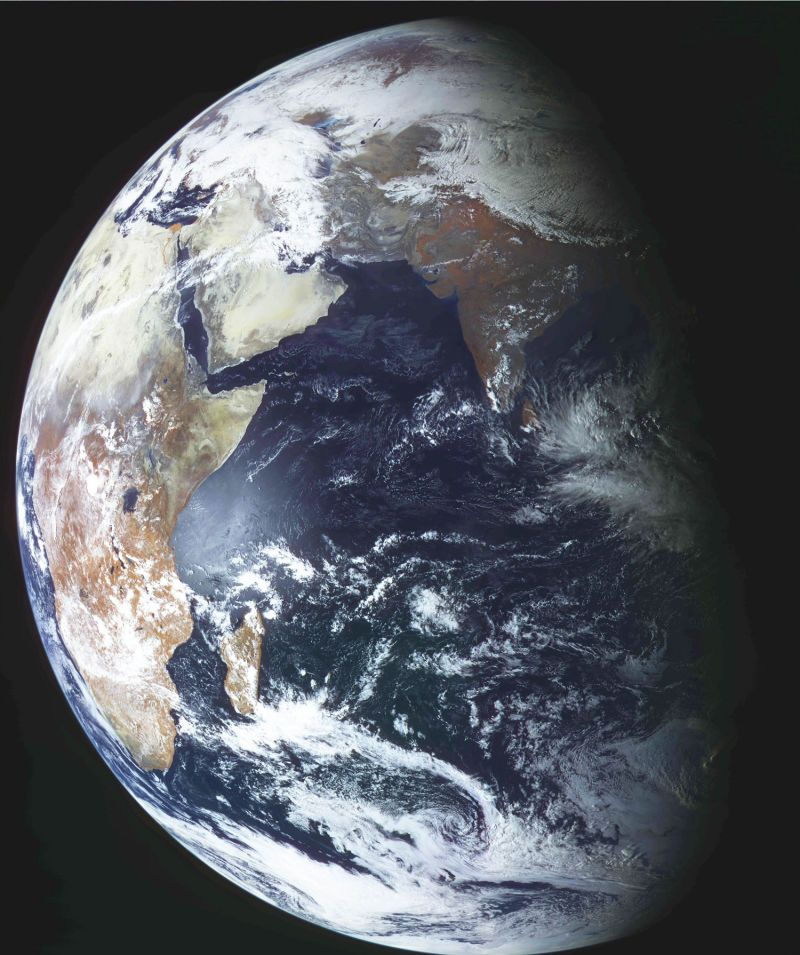 Why Do These Breathtaking Russian Images Of Earth Look So Different From Nasa S Planets Satellite Image Earth