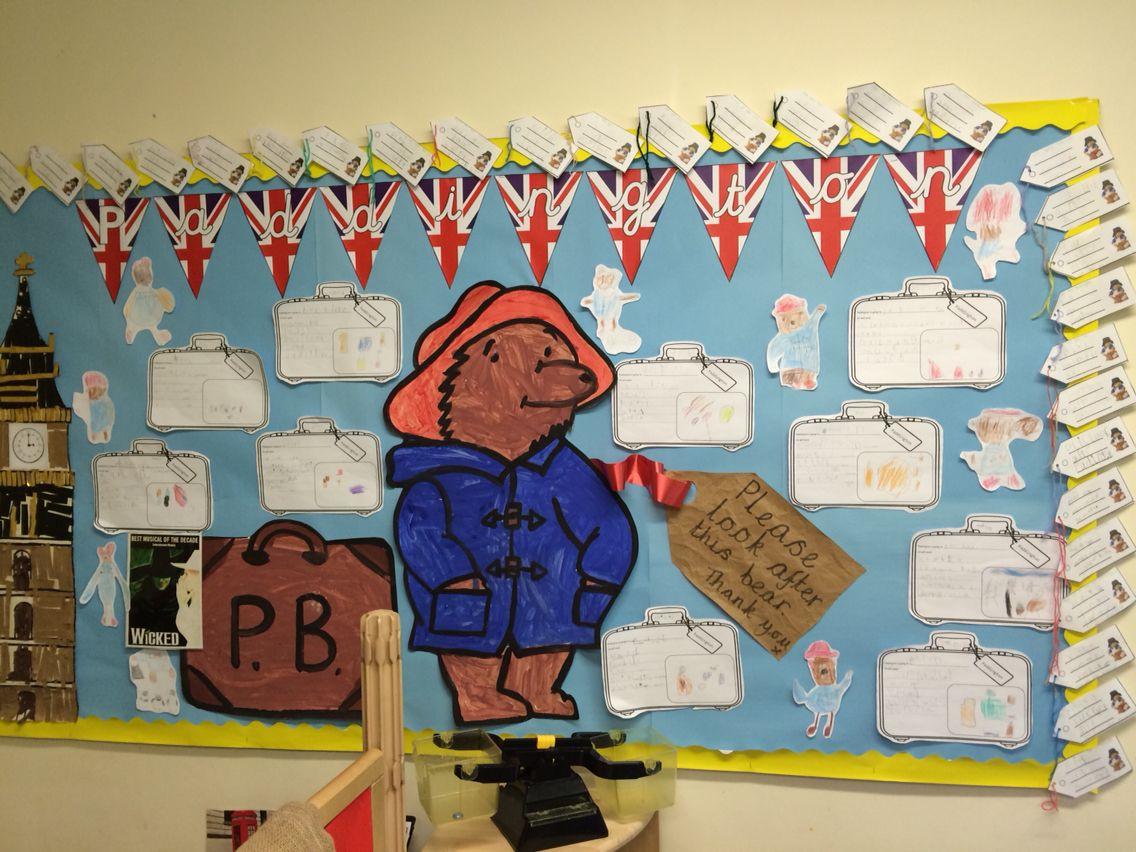 Paddington Class Display