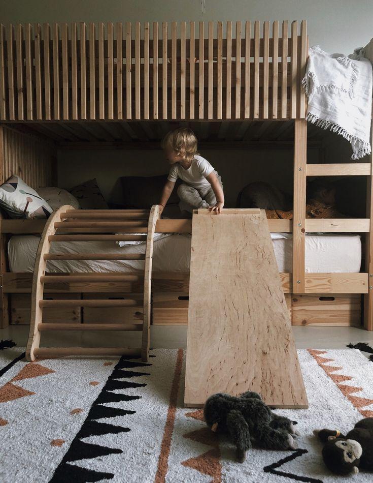 Unser Bogenleiter in 2019   DECO KIDIES   Kinderzimmer, Kinderzimmer ...