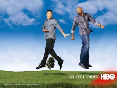 Michael on Six Feet Under - Michael C. Hall Photo