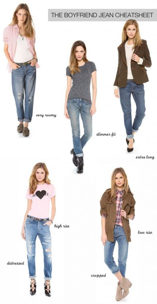 How to pick the perfect Boyfriend Jean!!, #boyfriendjeans ...