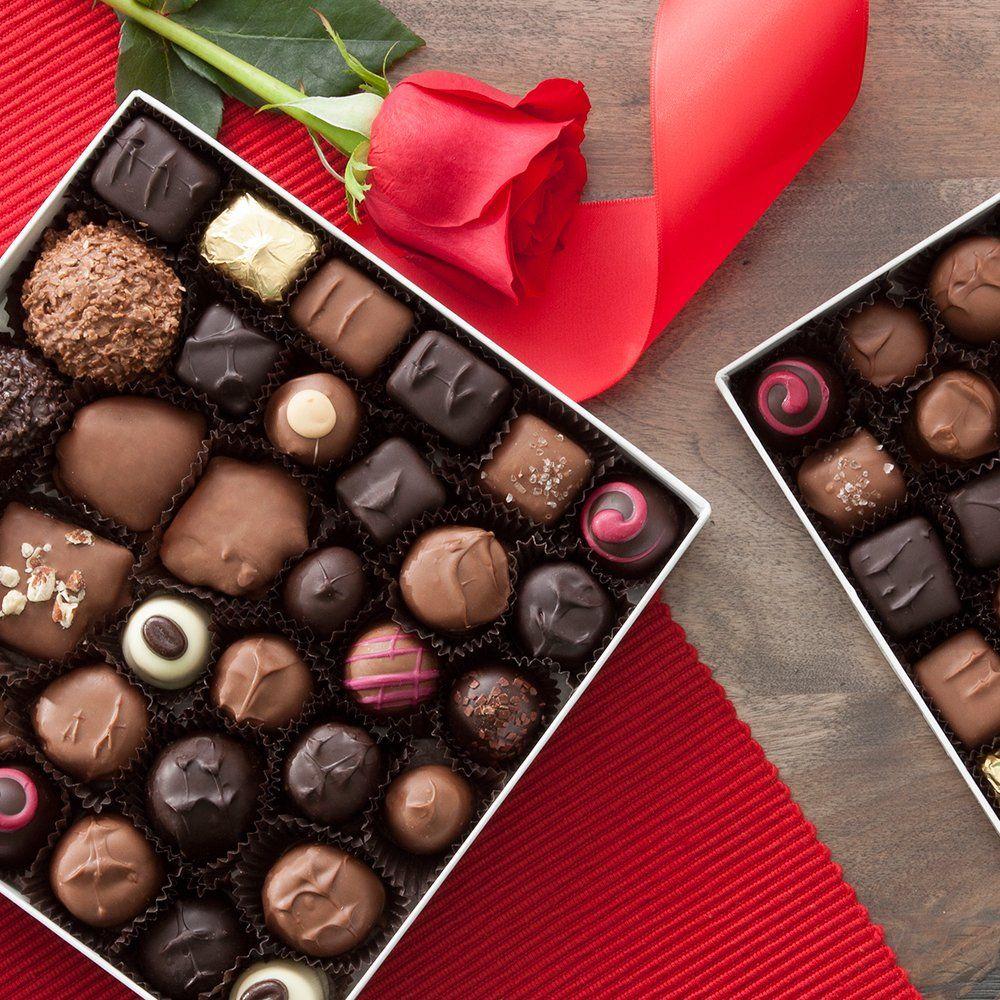 Assorted Chocolate Gift Box Chocolate Assortment Chocolate Chocolate Gift Boxes