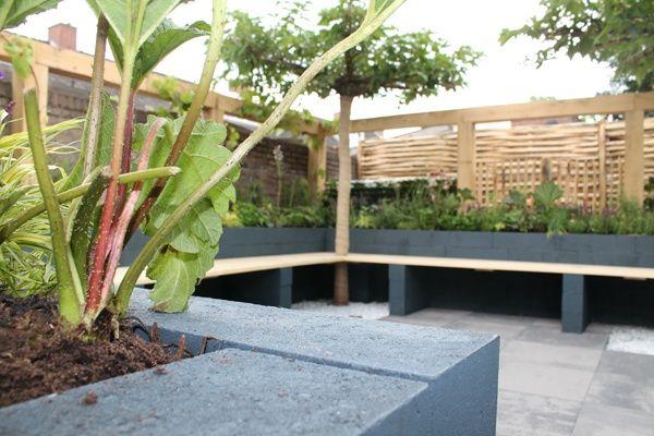 69 rtl4 eigen huis en tuin terras co vuurtafel for Deuntje eigen huis en tuin