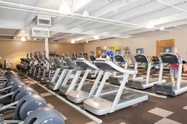Fitness Equipment At The Wisconsin Athletic Club In Menomonee Fall Wisconsin No Equipment Workout Personal Training Studio Athletic Clubs