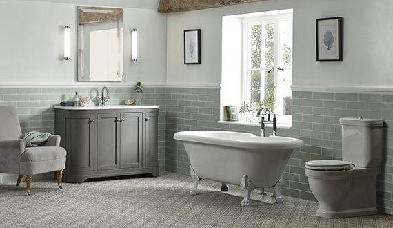 Laura Ashley Bathrooms - Luxury Bathroom Furniture UK and Bathroom Suites
