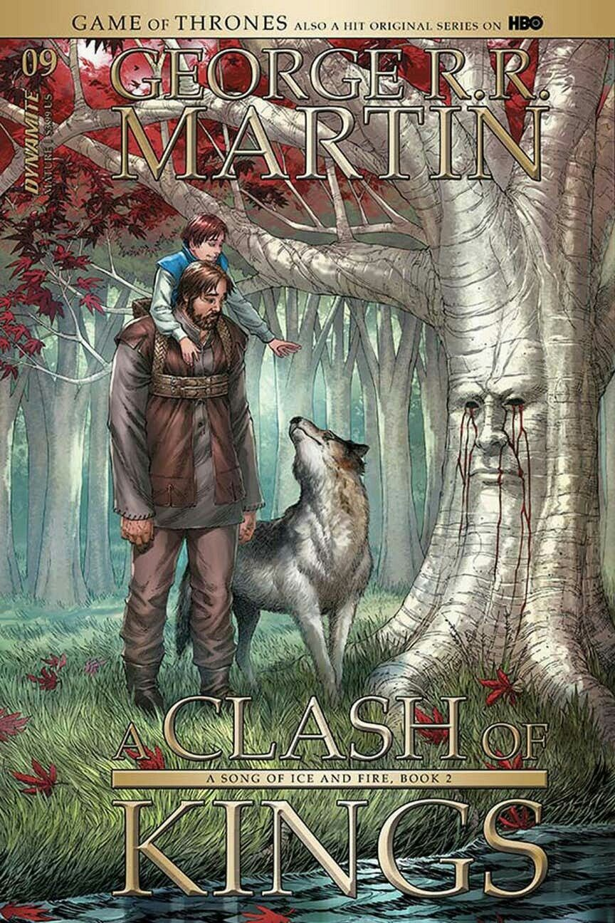 Cover art by mike s miller a clash of kings game of