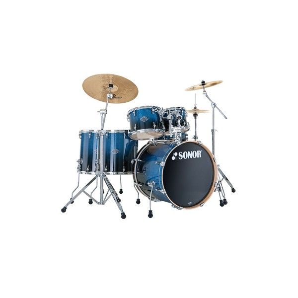 Drum Sonor Essential Force Stage S Drive Blue Fade