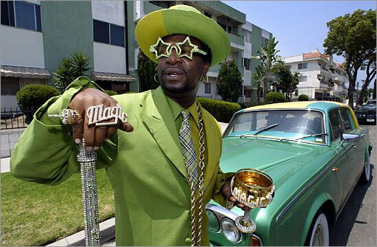Green Is For The Money And Gold Is For The Honey Don Magic Juan